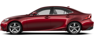 Диагностика подвески Lexus IS