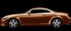 Диагностика подвески Lexus SC